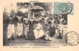 Dahomey - Topo / 116 - Adjara - Le Roi Et Sa Suite - Belle Oblitération - Dahomey