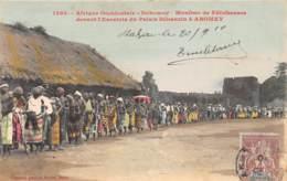 Dahomey - Topo / 117 - Monôme De Féticheuses - Dahomey