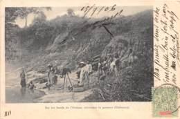 Dahomey - Topo / 118 - Ouémé - En Attendant Le Passeur - - Dahomey