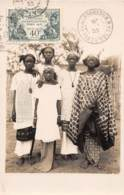 Burkina Faso / 1 - Carte Photo - Belle Oblitération - Burkina Faso