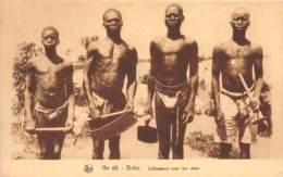 Burkina Faso / 28 - Cultivateurs Avec Leur Daba - Burkina Faso