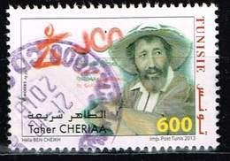 Tunesien 2013, Michel# 1821 O Taher Cheriaa - Tunesië (1956-...)