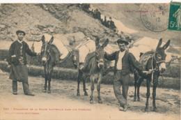 H216 - 31 - Transport De La Glace Naturelle Dans Les Pyrénées - Haute-Garonne - Andere Gemeenten