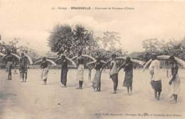Congo - Brazzaville / 03 - Caravane De Porteurs D'ivoire - Brazzaville