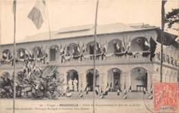Congo - Brazzaville / 04 - Palais Du Gouvernement Du 14 Juillet - Brazzaville