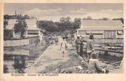 Congo - Brazzaville / 06 - Douane De La Briqueterie - Brazzaville