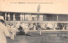 Congo - Brazzaville / 14 - Arrivée De M. Gentil - Brazzaville