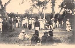 Congo - Brazzaville / 19 - Le Champ De Tir Le Jour Du 14 Juillet - Brazzaville