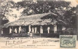 Congo - Brazzaville / 23 - Bureau Des Douanes à Kinshassa - Belle Oblitération - Brazzaville