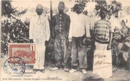 Congo - Brazzaville / 25 - Jeunes Boys Congolais - Belle Oblitération - Brazzaville