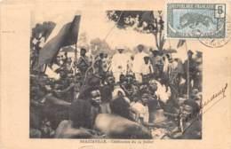Congo - Brazzaville / 26 - Célébration Du 14 Juillet - Belle Oblitération - Brazzaville