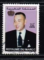Marokko 2011, Michel# 1713 A O The Majesty King Mohammed VI - Marokko (1956-...)