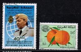 Marokko, Michel#  O - Marokko (1956-...)