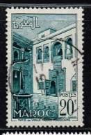 Marokko 1946 , Michel # 342 O - Marokko (1956-...)