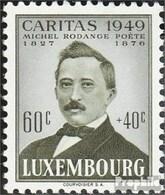 Luxemburg 464 Postfrisch 1949 Caritas - Ungebraucht