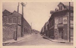 CP , 80 , MOREUIL , Rue Du 8 Août 1918 - Moreuil