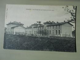 GARD VERGEZE LE NOUVEAU GROUPE SCOLAIRE 4 AVRIL 1907 - Vergèze