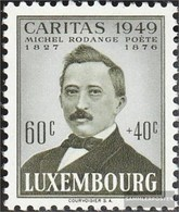 Luxemburg 464 MNH 1949 Caritas - Nuevos