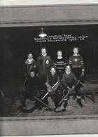 "Champion ""Reds"" Brockville Rotary Hockey League Junior Collegiate 1942-43  Murray Photo - Sports"