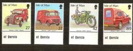 Île De Man 2003 Yvertn° 1070-1073 *** MNH  Pas Complète Cote 9,90 Euro Transport Postale - Man (Ile De)