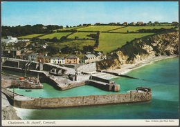 Charlestown, St Austell, Cornwall, 1968 - John Hinde Postcard - England