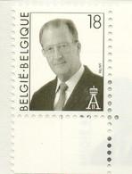PIA - BEL - 1996 : Serie Corrente : Re Alberto II° - (Yv 2697) - Belgique