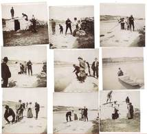 10 Photos Amateurs Partie De Pêche Entre Adultes ? - Personnes Anonymes