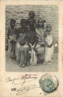 /!\ 8327 - CPA/CPSM - Afrique  : Somalie : Somali Girls - Somalie