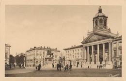 CPA - Belgique - Bruxelles - Brussels - Place Royale - Places, Squares