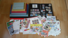 Alle Welt Restelot Mit Verschiedenen Ländern - Briefmarken