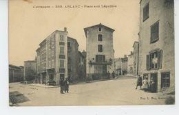 ARLANC - Place Aux Légumes - Frankreich