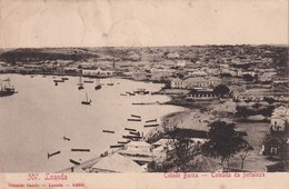 ANGOLA CARTE POSTALE DE LOANDA - Angola