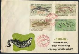 °°° LAOS - 1967 FDC °°° - Laos