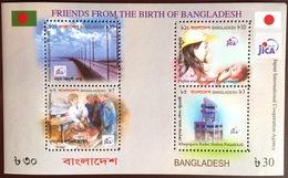 Bangladesh 2009 Japan Friendship Minisheet MNH - Bangladesh