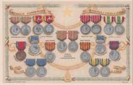 1920ca.-Medaglie Commemorative Della III Guerra D'Indipendenza , - Militaria