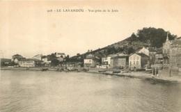 LE LAVANDOU VUE PRISE DE LA JETEE - Le Lavandou