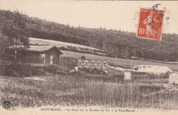 55 - SAINT-MIHIEL - Le Stand De La Société De Tir à La Vaux-Racine. - Saint Mihiel