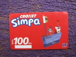 Rechargable Phonecard, Toy - Kroatien