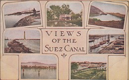 SUEZ Canal , Egypt , 00-10s - Suez