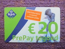Prepay Tegoed - Netherlands