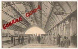 RIVESALTES La Gare Mobilisée  1914 - Rivesaltes