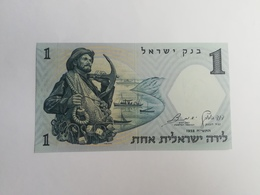 ISRAELE 1 LIRA 1958 - Israël