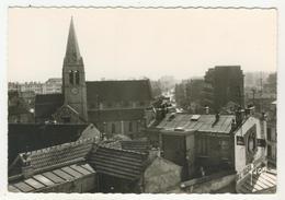 94 - Maison-Alfort         L'Eglise Saint-Rémy Vue De Maisons-Centre - Maisons Alfort