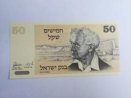 ISRAELE 50 SHEQEL 1978 - Israele