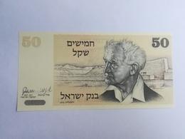 ISRAELE 50 SHEQEL 1978 - Israel