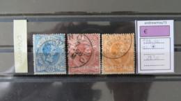 ITALY KINGDOM-NICE USED SELECTION - 1878-00 Umberto I