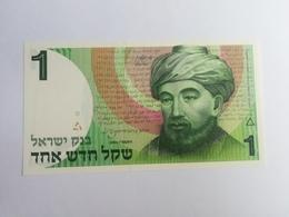 ISRAELE 1 SHEQEL 1986 - Israele