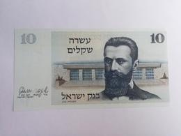 ISRAELE 10 SHEQEL 1978 - Israele