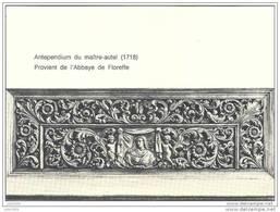 FOSSES - LA - VILLE ..-- Antependium 1718 Collégiale . - Fosses-la-Ville