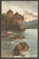 Carte P ( Suisse / Château De Chillon ) - VD Vaud